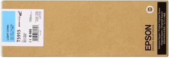 Epson T591500  Cartuccia cyano chiaro 700ml