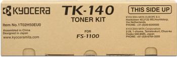 kyocera tk-140 toner originale