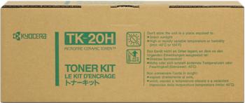 kyocera tk-20h Toner originale nero, durata 20.000 pagine