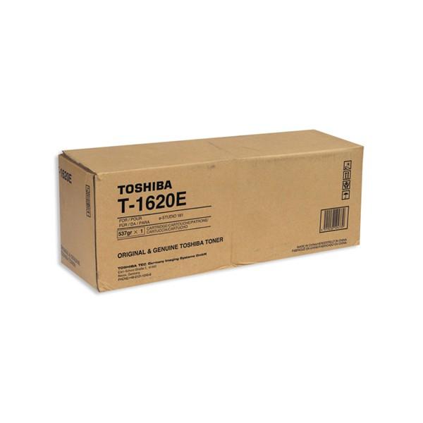 Toshiba t-1620e toner compatibile nero, durata indicata 16.000 pagine