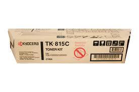 kyocera tk-815c toner cyano 20.000p