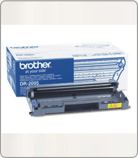 Brother dr-2005 tamburo originale nero, durata 12.000 pagine