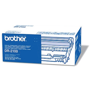 Brother dr-2100 tamburo originale di stampa, durata indicata 12.000 pagine