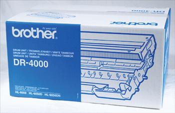Brother dr-4000 tamburo originale di stampa, durata indicata 25.000 pagine