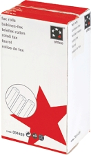 DeTeWe fax210x30x12 carta termica