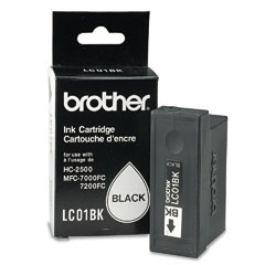 Brother lc-01bk cartuccia nero