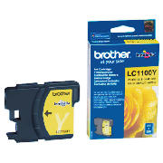Brother lc-1100y cartuccia giallo