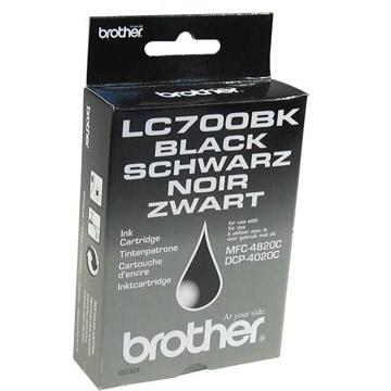 Brother lc-700bk cartuccia nero