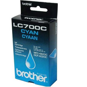 Brother lc-700c cartuccia cyano