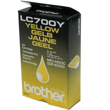 Brother lc-700y cartuccia giallo