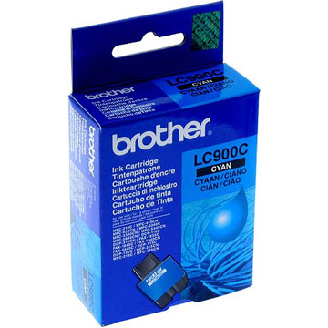 Brother lc-900c cartuccia cyano