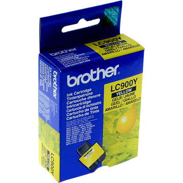 Brother lc-900y cartuccia giallo