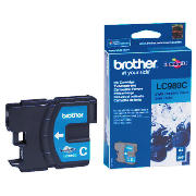 Brother lc-980c cartuccia cyano