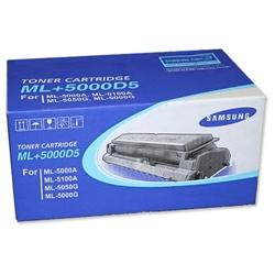 Samsung ml-5000d5 toner originale nero, durata 5.000 pagine