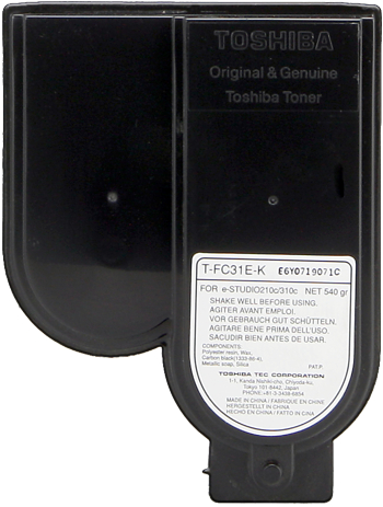 Toshiba ps-ztfc31ek toner nero 20.600p