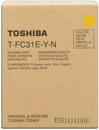 Toshiba ps-ztfc31eyn toner giallo