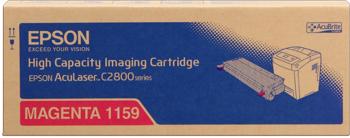 Epson s051163 toner magenta, durata 2.000 pagine