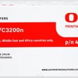 toner e cartucce - 42126665 Tamburo di stampa nero, durata 14.000 pagine