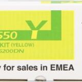 toner e cartucce - tk-550y toner giallo 6.000p