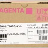 toner e cartucce - dt38m toner magenta, durata 10.000 pagine