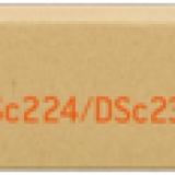 toner e cartucce - ct116y toner giallo, durata 15.000 pagine
