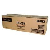 toner e cartucce - tk-655 toner originale, durata  47.000 pagine