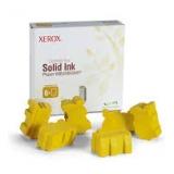 toner e cartucce - 108r00748 colore giallo, confezione 6 pezzi