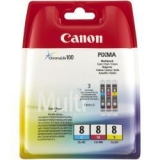 toner e cartucce - CLI-8pack multipack c-m-y+carta photo