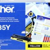 toner e cartucce - tn-135y toner giallo, durata 4.000 pagine