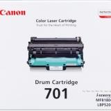 toner e cartucce - 701 drum tamburo di stampa, durata 5.000 pagine colore, 20.000 pagine b/n