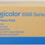 toner e cartucce - a06vj52 multipack 3 colori: cyano, magenta, giallo. Durata indicata 6.000 pagine
