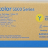 toner e cartucce - a06v253 toner giallo 12.000p