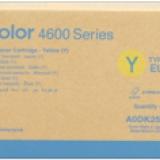 toner e cartucce - a0dk251  toner originale giallo, durata indicata 4.000 pagine