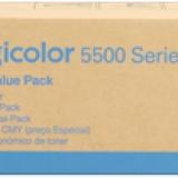 toner e cartucce - a0dkj523 multipack 3 colori: cyano, magenta, giallo. Durata 8.000 pagine
