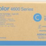 toner e cartucce - a0dk451  toner originale cyano, durata indicata 4.000 pagine