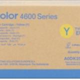 toner e cartucce - a0dk252  toner originale giallo, durata indicata 8.000 pagine