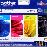 toner e cartucce - lc-1100val Multipack bk-c-m-y