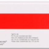 toner e cartucce - 43459329  toner giallo, durata 2.500 pagine
