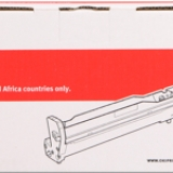 toner e cartucce - 43460205 tamburo di stampa giallo