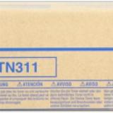 toner e cartucce - tn-311 toner originale nero, durata 17.500 pagine