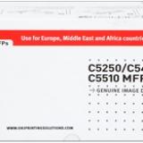 toner e cartucce - 42126671 tamburo di stampa magenta, durata 17.000 pagine