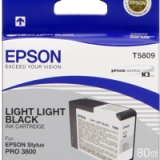 toner e cartucce - T580900  Cartuccia light light black capacità 80ml
