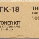 toner e cartucce - tk-18 Toner originale 7.200p