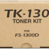 toner e cartucce - tk-130 Toner originale nero, durata indicata 7.200 pagine
