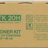 toner e cartucce - tk-20h Toner originale nero, durata 20.000 pagine