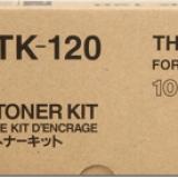 toner e cartucce - tk-120 toner originale nero, durata indicata 6.000 pagine