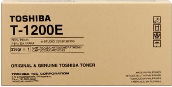 Toshiba t-1200e toner originale