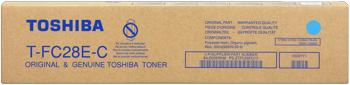 Toshiba t-fc28ec toner cyano, durata 29.000 pagine