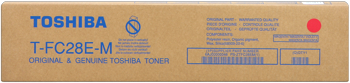 Toshiba t-fc28em toner magenta, durata 29.000 pagine