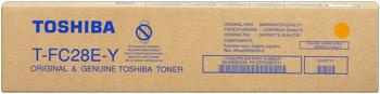 Toshiba t-fc28ey toner giallo, durata 29.000 pagine